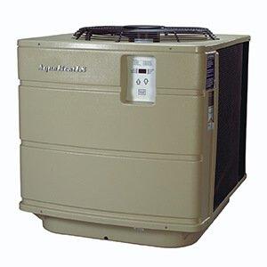 Clean Efficient Heat Pump Pool Heaters Aquacomfort