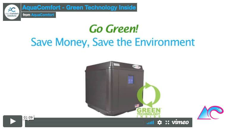 AquaComfort - Green Technology Inside Video Poster