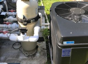 aquacomfort heat pump pool heater
