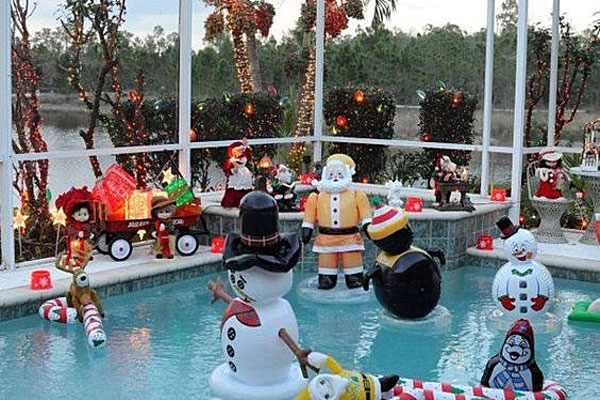 Tips For A Winter Pool Party